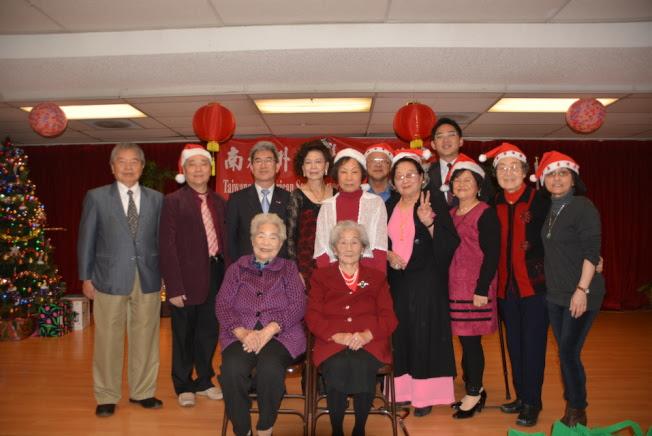 台灣人長輩會 聖誕聯歡