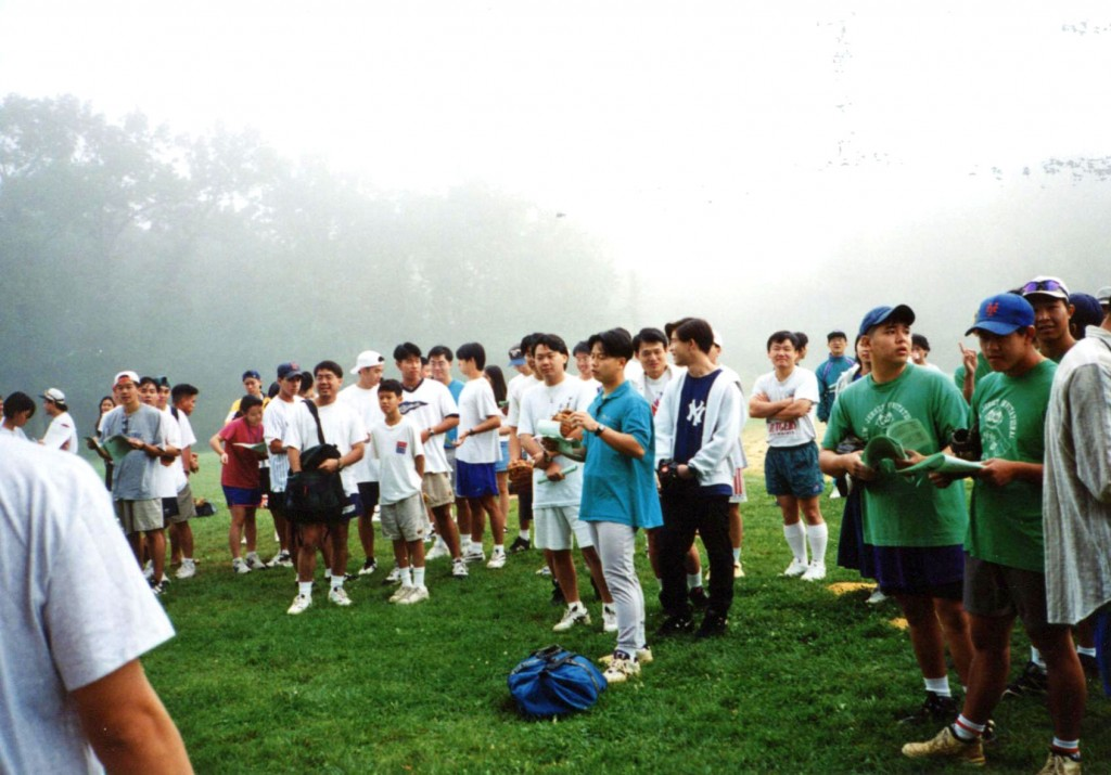 New Jersey Invitational Taiwanese American Softball Tournament 001