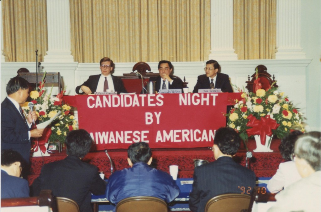 Candidate Night - 0002