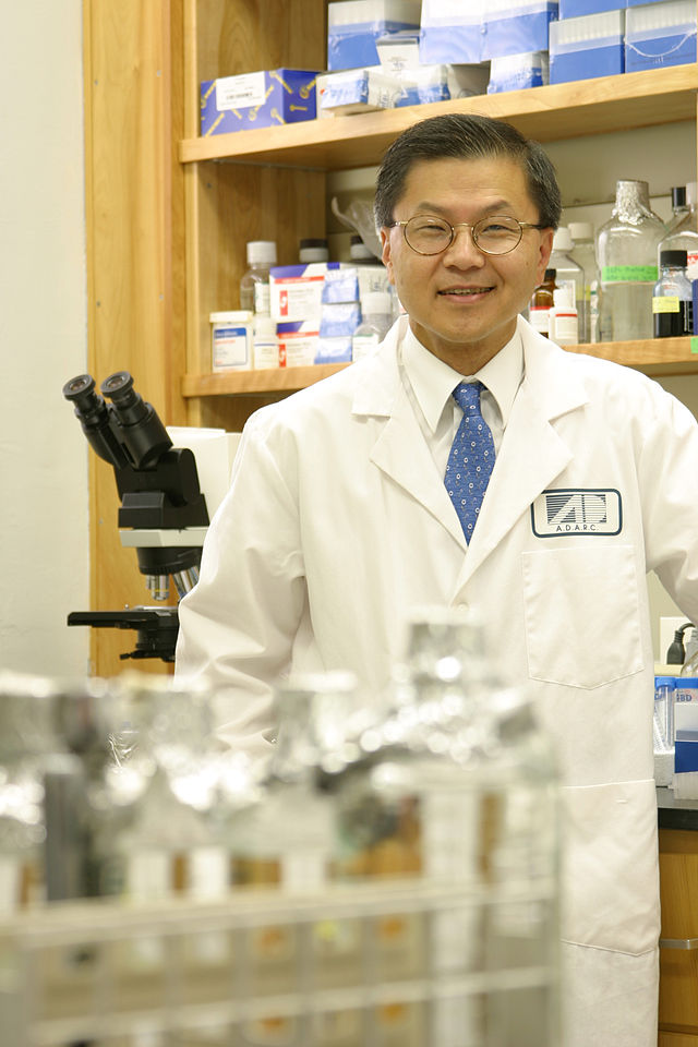 228_台美人的榮耀(Pride of Taiwanese American)7, Dr. David Ho ,Time magazine's 1996 Man of the Year