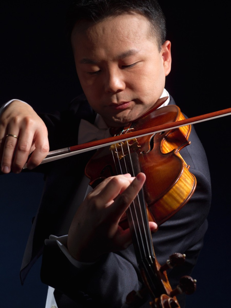 224. Keng-Yuen Tseng 曾耿元,Violinist / 2015/06