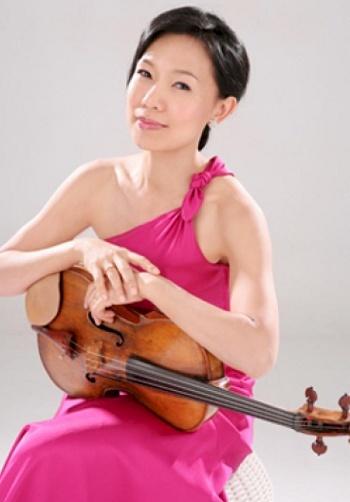 37. Hsin-Yun Huang 黃心芸, Violinist/2014/10