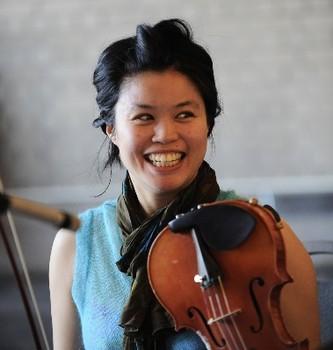 230. Jasmine Lin 林允白, Violinist / 2017/05