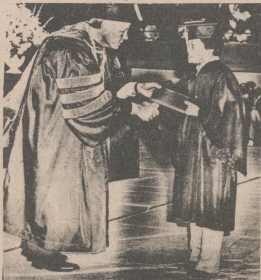336_羅傑十二歲大學畢業 台裔少年破金氏紀錄(台灣公論報 第八十五期 19820522)-1