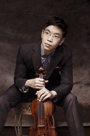 308. Paul Huang 黃俊文, Violinist / 2015/10