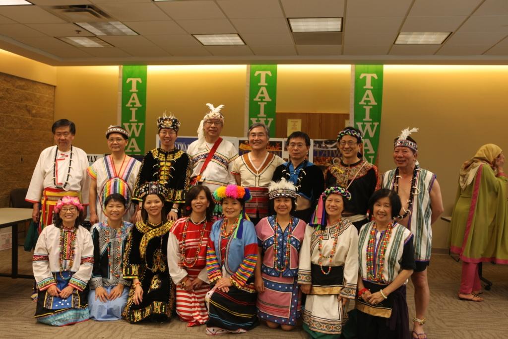 21. Taiwanese Cultural Show at Johnson County Library/TAA-Kansas City