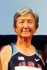53. World Master Athletic Championship 400公尺(100公尺X4)及1,600公尺(400公尺X4)接力賽80~84歲年齡組冠軍 / Fei-Mei Lee Chou 周李惠美 / 2015
