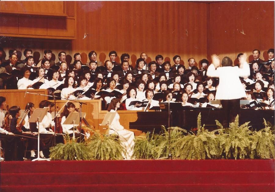 第一屆感恩節音樂會