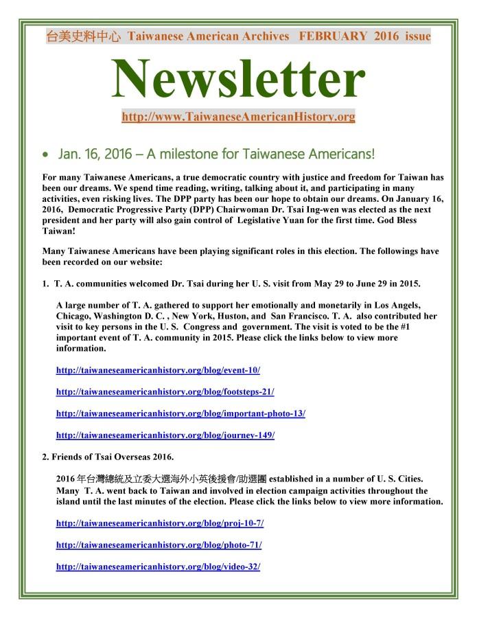 Newsletter 02-2016 - 0001