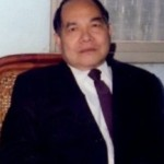 141. Mr. Jason Chang 張哲雄先生 / Founder and first president of North American Pastel Artists Association / 1997