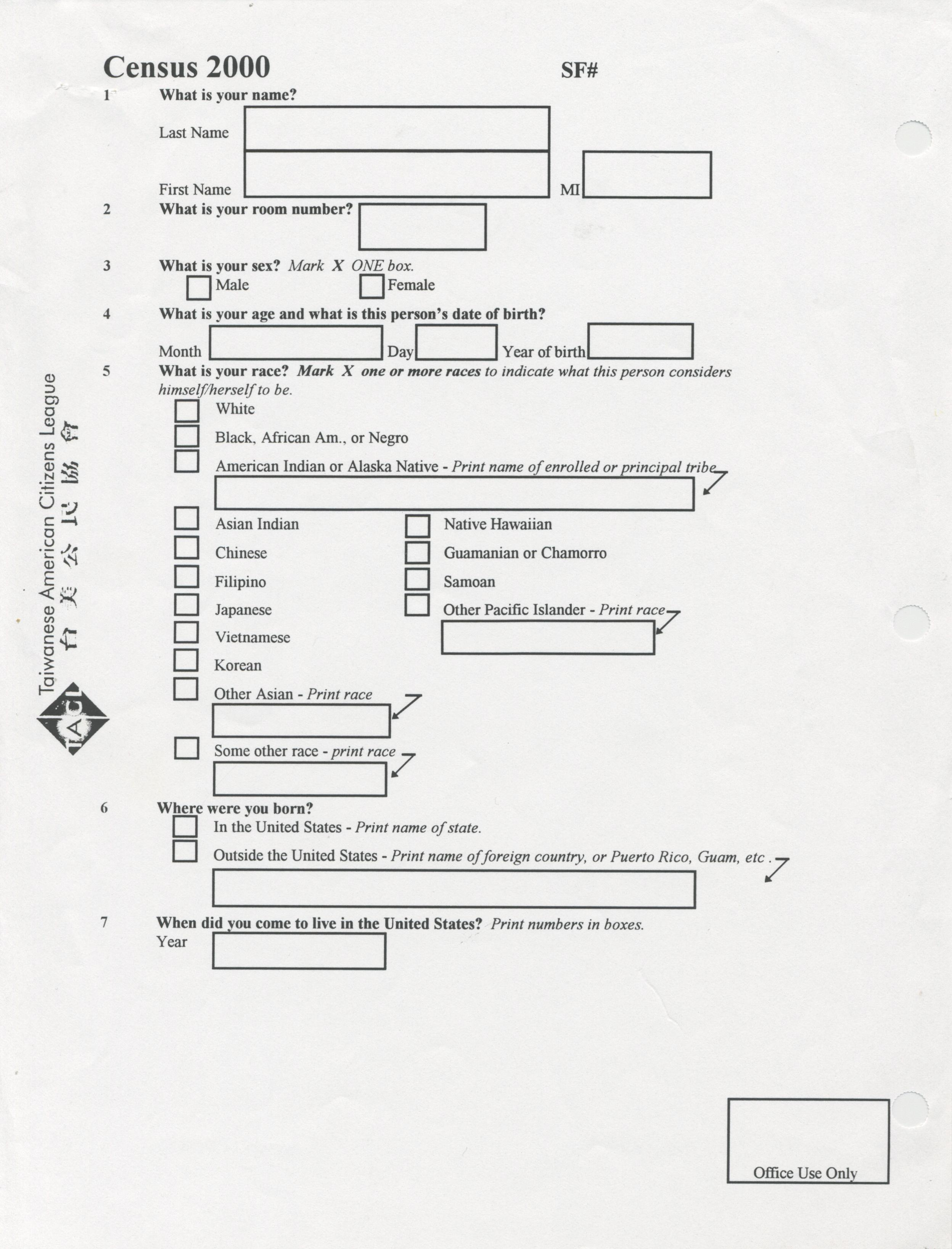 Full Timeline of the TA Census Campaign (1980s-Present)
