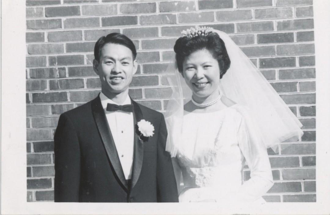 陳哲仁醫師與蕭永真女士的家庭生活照 - 0003