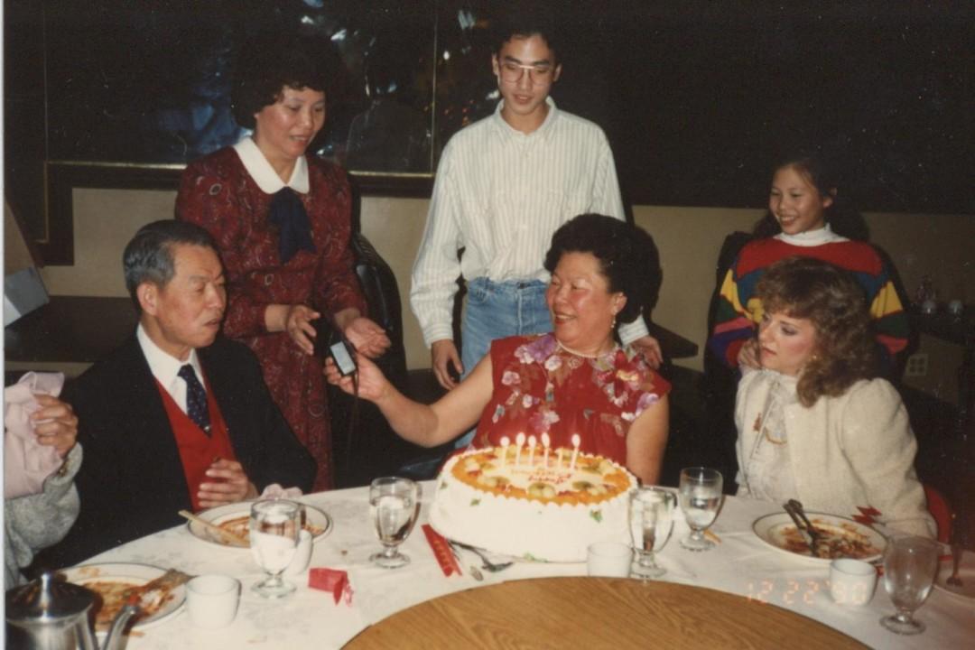 陳哲仁醫師與蕭永真女士的家庭生活照 - 0006