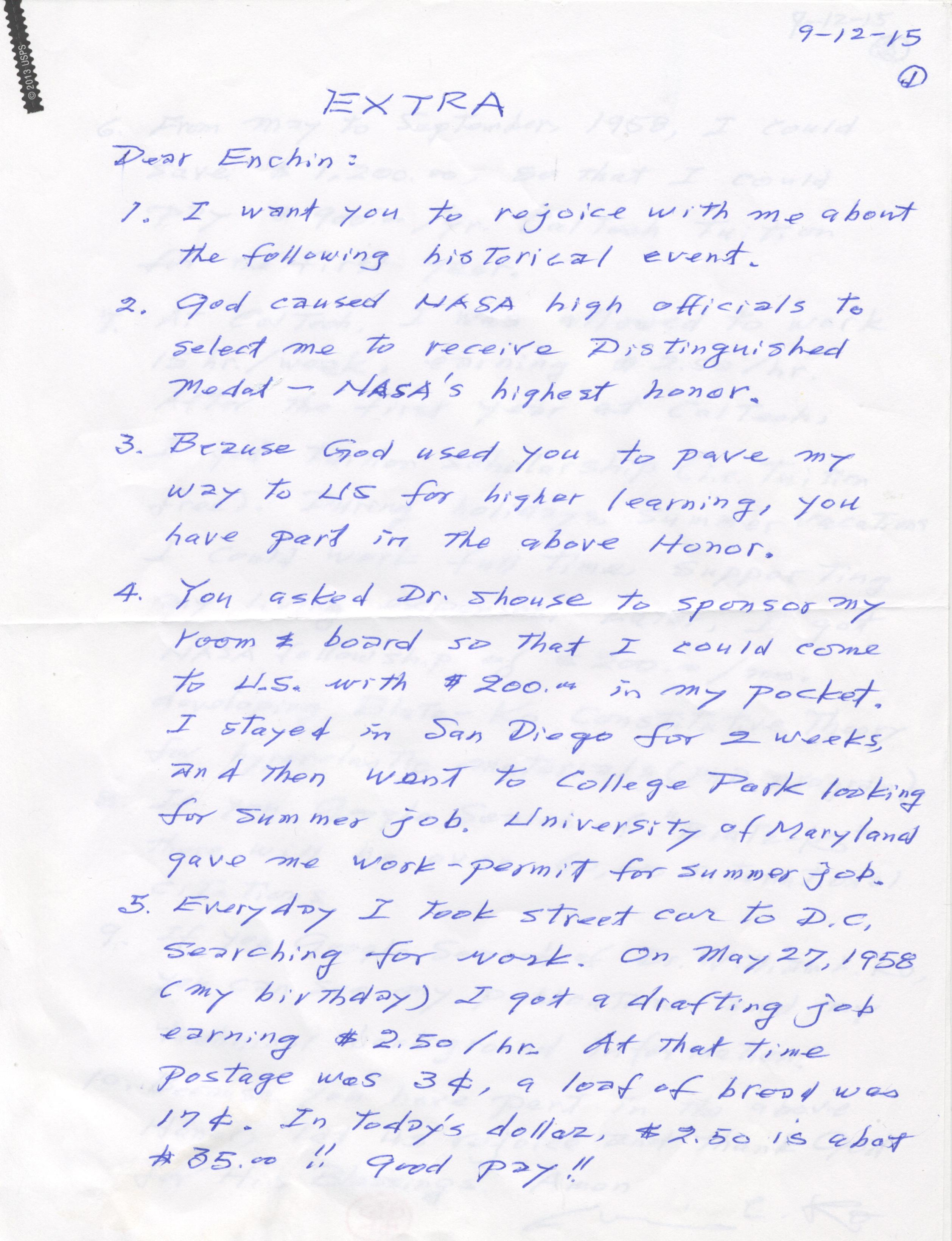 letter from william ko - 0009