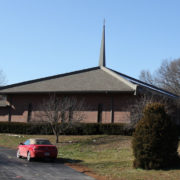 286. The Taiwanese Presbyterian Church of Greater St. Louis / First New Church building by Taiwanese Americans in the U. S. / 1991