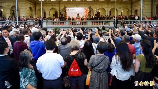 59. 台美人回國慶賀第十四任總統、副總統就職1