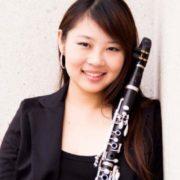 341. Tzuying Huang 黃姿穎, Bass Clarinetist / 2016/06