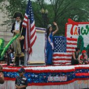 6. National Independence Day Parade in Washington D. C. on 07/04/2016