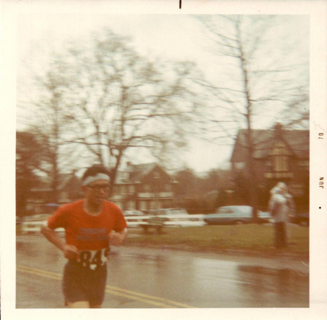450_誰是第一位跑波士頓馬拉松的台灣人