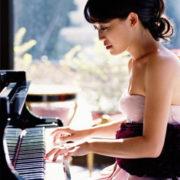 346. Karen Chiang, Pianist / 2016/07