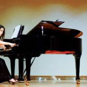 365. Joy Chi Wang 王琦, Pianist / 2016/09
