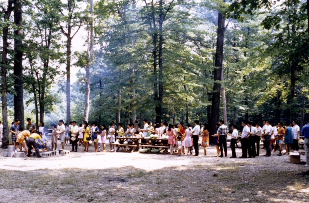 Summer Conference 1970 Barbecue