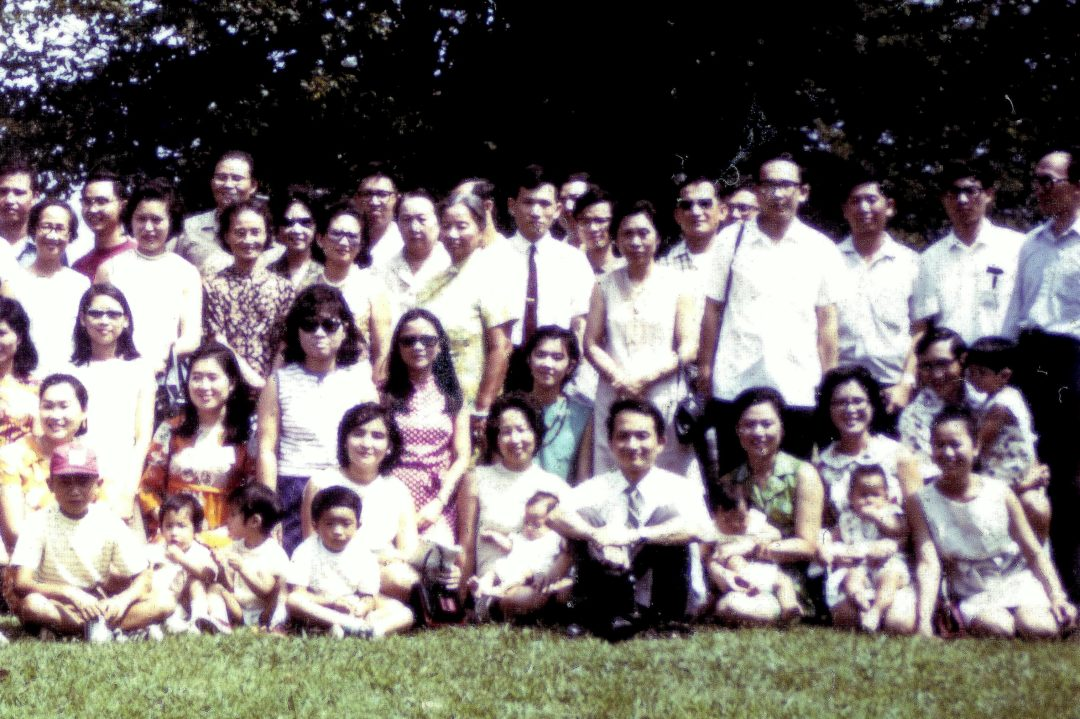 Summer Conference 1970 Group Photo (B)