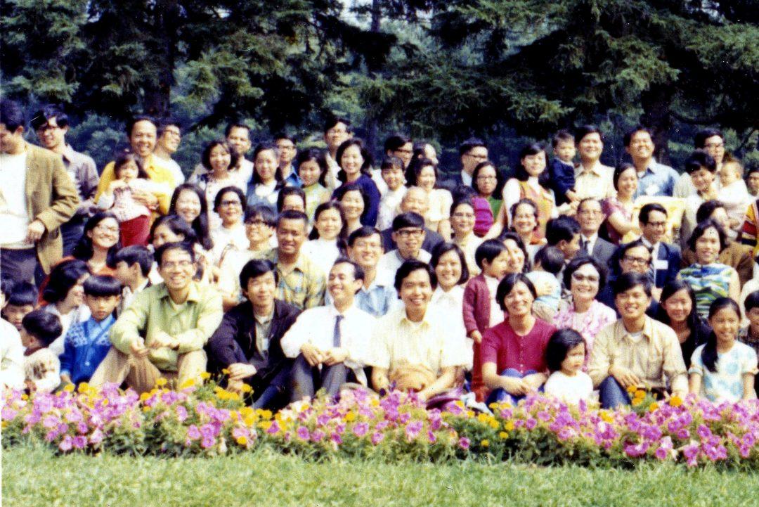 Summer Conference 1971 at Highland Lake