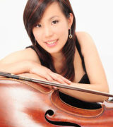 376. Amy Hsieh謝孟容, Cellist / 2016/12