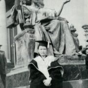 311. Dr. Or Hsieh 謝娥醫師 / The First Ph.D., Public Health