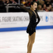 2. 17-year-old Karen Chen (陳楷雯) of Fremont, CA, won gold at 2017 U.S. Figure Skating Championships