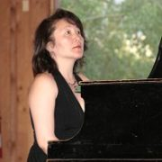 384. Gloria Chuang 莊邑文, Pianist / 2017/02