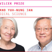 315. Prof. Lily Jan, Prof. Yuh-Nung Jan / First couple to be the winner of Vilcek Prize in Biomedical Science / 2017