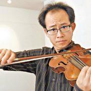 393. Tom Chiu邱崇德, Violinist & Composer / 2017/04