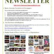 28. Newsletter of T.A. Archives April, 2017