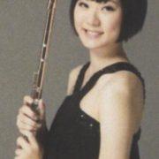 399. Feng-Jen Lu 路鳳真, flutist / 2017/05