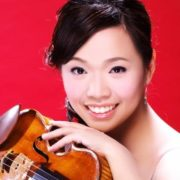 402. Yi-Hsin Lin 林宜欣, Violinist /06/2017