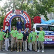 39. National Memorial Day Parade, D.C. 大華府美國國殤日大遊行