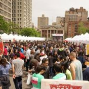 352. Passport to Taiwan : The Celebration of Taiwanese American Heritage Week in New York City / The Largest Outdoor Taiwanese Event in the U.S. and The Most Organized and Entertaining Asian Festival in New York City / 2002