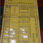 53. Poster of Plains Region Fall Camp 平原區台灣人夏令會海報 1996