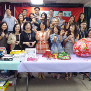Taiwanese American Professionals Orange County Chapter (TAP-OC) (台美菁英協會橙縣分會的活動)