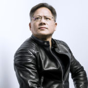 54. Fortune : Business person of the Year / Jensen Huang 黃仁勳 / 2017