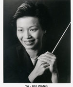 355. Ya-Hui Wang 王雅蕙 / First Female Conductor for a Orchestra (Akron/OH) /03/2000