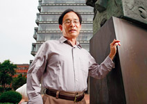 23. Prof. Wen-Hsiung Li 李文雄 教授