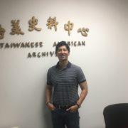 376. Edward Wang/The First Second Generation T. A. Visiting T. A. Archive Center/Irvine/Ca on 08/ 21 /2018