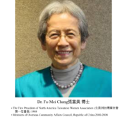 145. Dr. Fu-Mei Chang 張富美博士