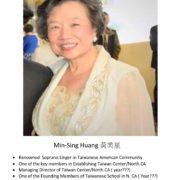 195. Min-Sing Huang 黃美星