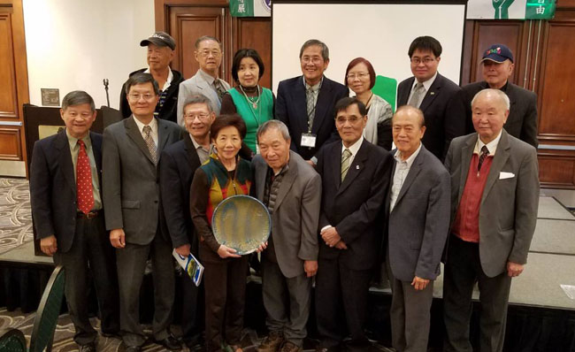 22. 42th Anniversary of Formosan Association of Human Right (全美台灣人權協會) in CA 12/08