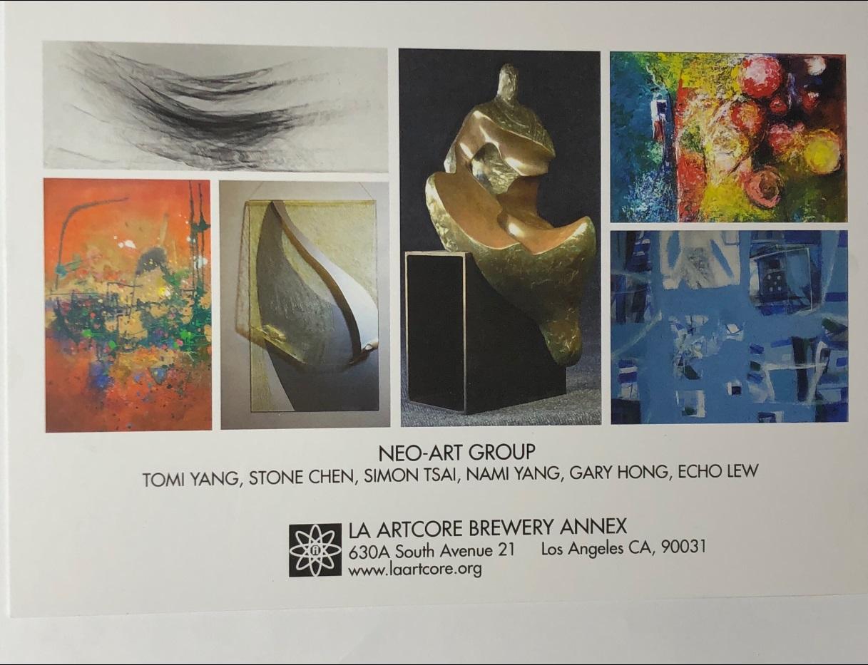 34. Neo-Art Group Art Exhibition Los Angeles, CA/2019