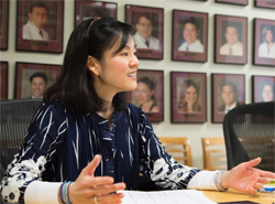 2191. Prof. Grace Chen Huang 陳怡安教授